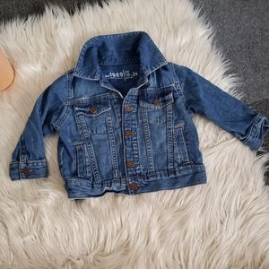 Baby GAP 1969 denim jacket 18-24 months
